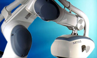ARTAS - robot in hair restoration
